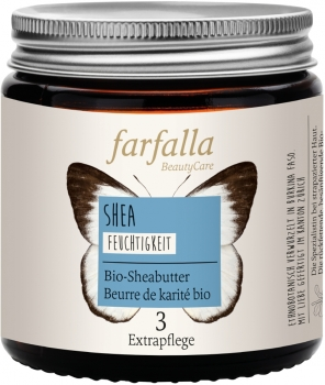 Farfalla Sheabutter 200ml