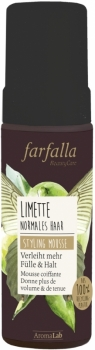 Farfalla Styling Mousse Limette 150ml