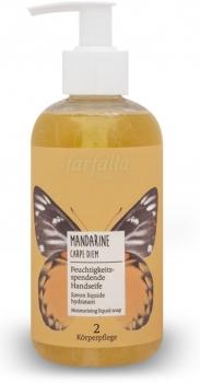Farfalla flüssige Handseife Mandarine