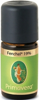 Primavera Fenchel 19% bio 5ml