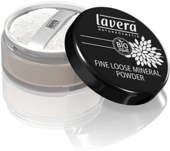 Lavera Fine Loose Mineral Powder - Loser Puder 8g