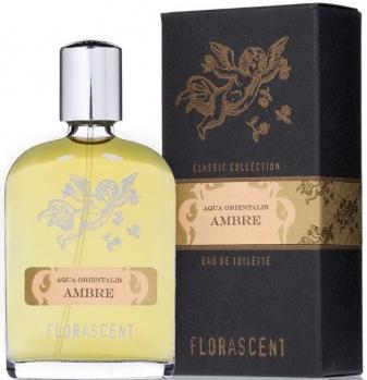 Florascent Eau de Toilette Ambre - Aqua Orientalis 30ml
