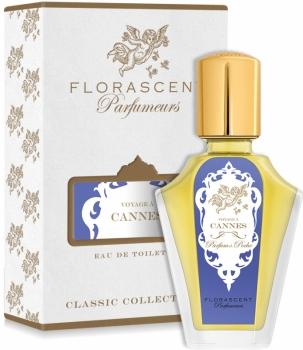 Florascent Voyage à Cannes – Eau de Toilette 15 ml