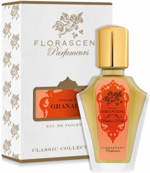 Florascent Voyage à Granada – Eau de Toilette 15 ml
