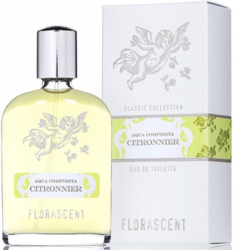 Florascent Eau de Toilette Citronnier - Aqua Composita 30ml
