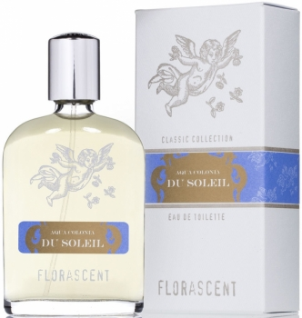Florascent Eau de Toilette Du Soleil - Herrenduft Colonia 30ml