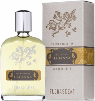 Florascent Eau de Toilette Habanna - Herrenduft Colonia 30ml