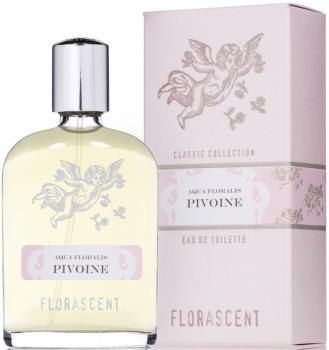 Floracent Eau de Toilette Pivoine - Aqua Floralis 30ml