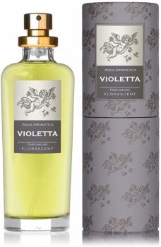 Florascent Eau de Toilette Violetta - Aqua Aromatica 60ml