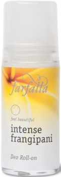Farfalla Frangipani Deo roll on 50ml