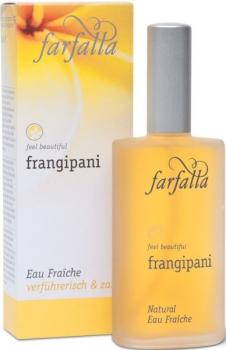 Farfalla Frangipani Eau Fraiche 50ml