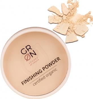 GRN Finishing Powder white ash 9g
