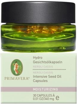 Primavera Hydro Gesichtsölkapseln Neroli Cassis 30Stück