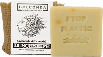 Golconda Duschseife Calendula & Lavendel 65g