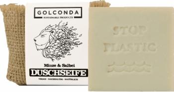 Golconda Duschseife Minze & Salbei 65g