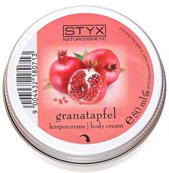 Styx Körpercreme Granatapfel 200ml