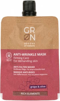 GRN Anti Falten Maske | Rich Elements 40ml