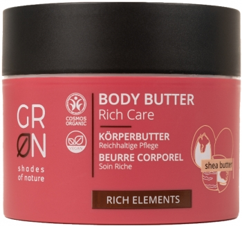 GRN Bodybutter | Rich Elements 200ml