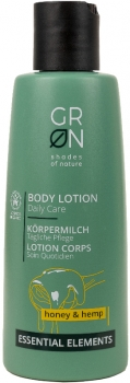 GRN Bodylotion | Essential Elements 200ml