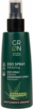 Grön Deospray | Gentlemen 75ml