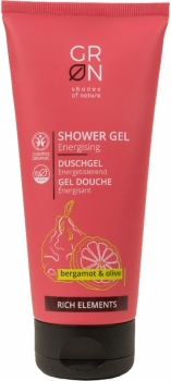 GRN Duschgel | Rich Elements 200ml