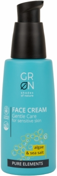 GRN Gesichtscreme | Pure Elements 50ml