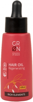 GRN Haaröl Olive | Rich Elements 50ml