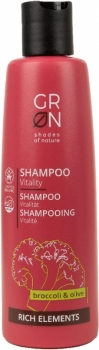 GRN Shampoo Vitality | Rich Elements 250ml