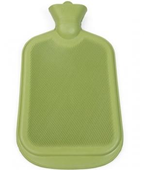 Naturkautschuk Wärmflasche 2 Liter