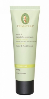 Primavera Hand & Nagelbalsam Ingwer Limette 50ml
