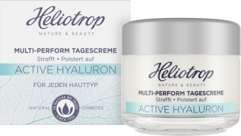 Heliotrop Active Tagescreme Multi-Perform 50ml