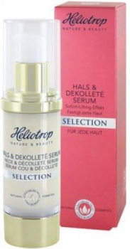 Heliotrop Selection Hals Dekolette Serum 30ml