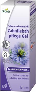 Hübner Schwarzkümmelöl Zahnfleischpflege Gel 15ml