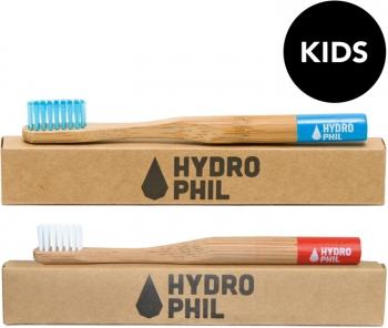 Hydrophil Bambus Kinder Zahnbürste