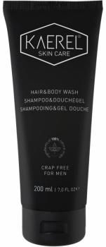 Kaerel Herren Duschgel & Shampoo 200ml