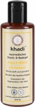 Khadi Dusch & Badegel Amla Neroli 210ml