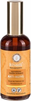 Khadi Gesicht & Körperöl Anti Aging 100ml