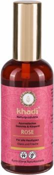 Khadi Gesicht & Körperöl Rose 100ml
