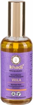 Khadi Gesicht & Körperöl Viola 100ml