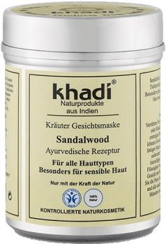 Khadi Gesichtsmaske Sandalwood 50g