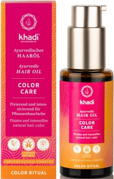 Khadi ayurvedisches Haaröl Color Care 50ml