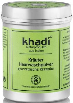 Khadi Kräuter Haarwaschpulver 150g