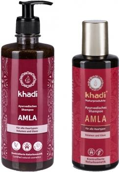 Khadi ayurvedisches Shampoo Amla