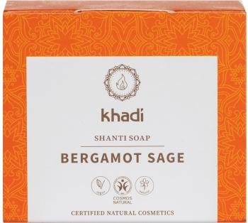 Khadi Shanti Seife Bergamot Sage 100g