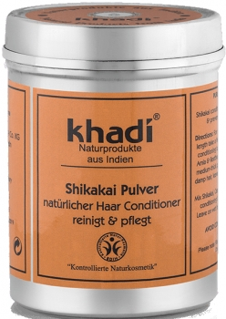 Khadi Shikakai Pulver 150g