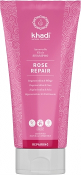 Khadi ayurvedisches Shampoo Rose 200ml