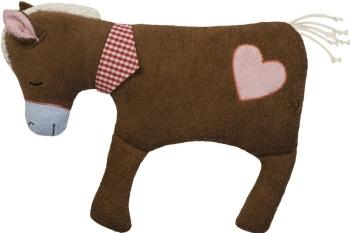 Kuscheltier Kissen Pferd - Natur Kinderkissen