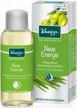 Kneipp Pflegeölbad Zitronengras Olive 100ml