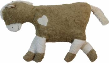Kuschelkissen Pferd Lilli braun