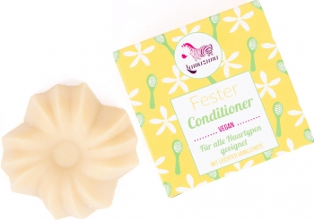 Lamazuna fester Conditioner Vanille 79g